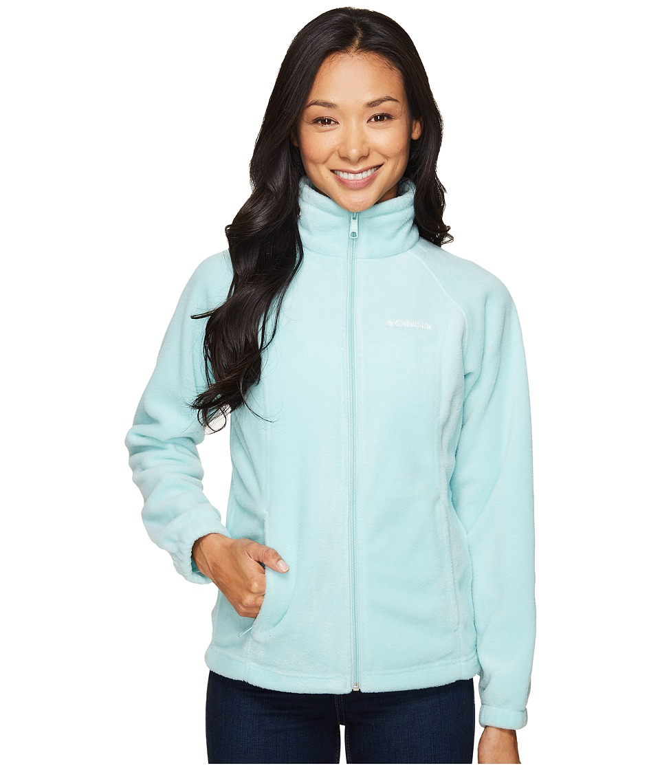 Columbia - Benton Springs Full Zip (Spray) Women's Jacket