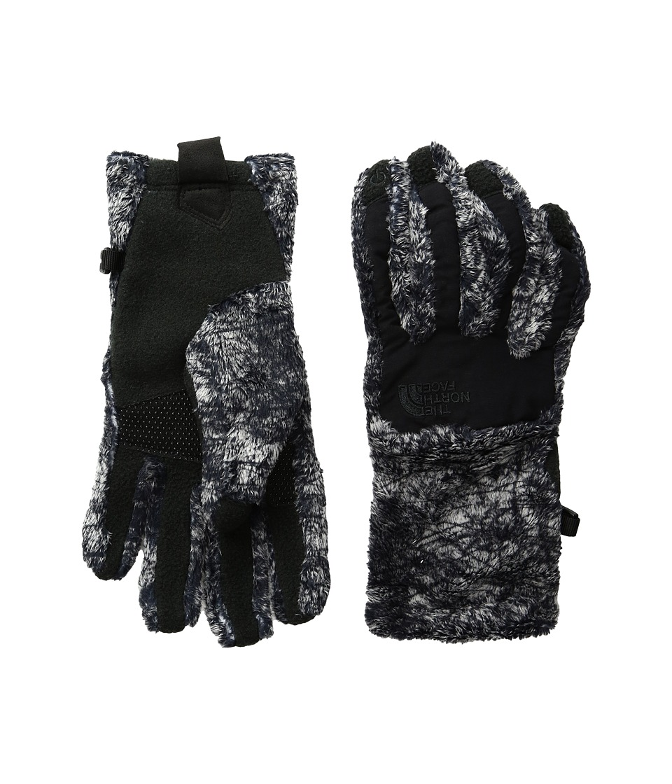 The North Face - Women's Denali Thermal Etip Glove (TNF Black Marble Print) Extreme Cold Weather Gloves