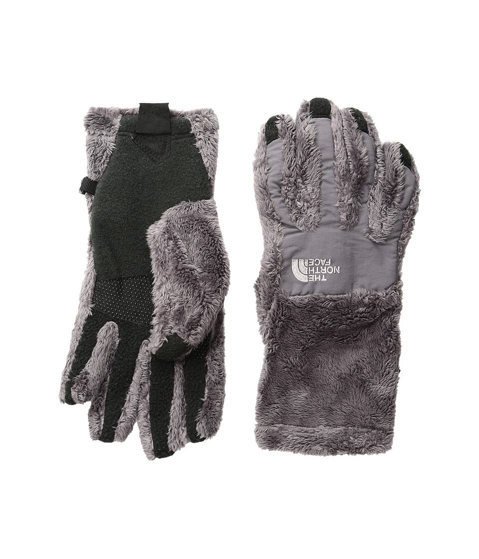 The North Face - Women's Denali Thermal Etip Glove (Rabbit Grey) Extreme Cold Weather Gloves