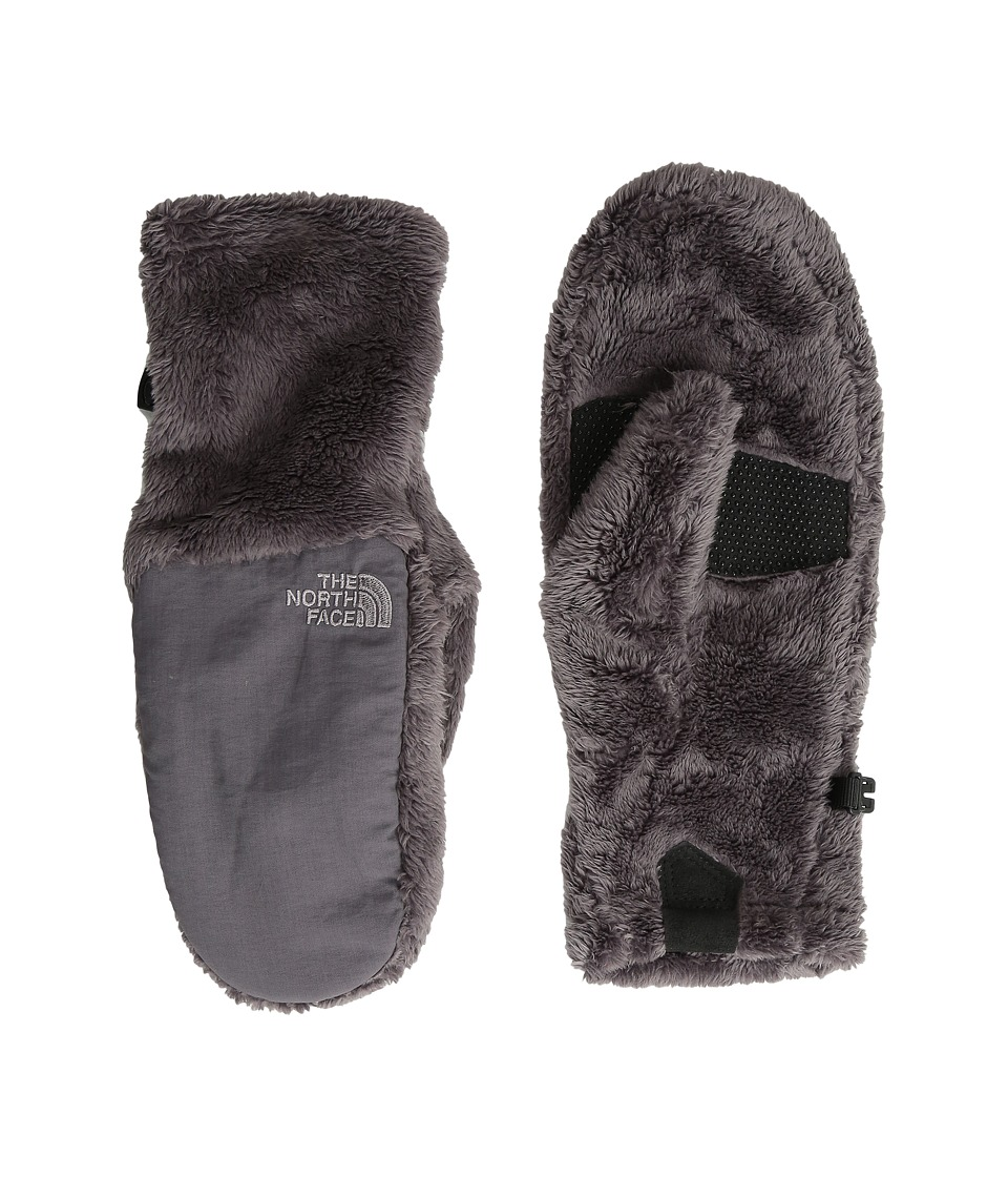 The North Face Denali Thermal Mitt (Rabbit Grey (Prior Season)) Extreme Cold Weather Gloves