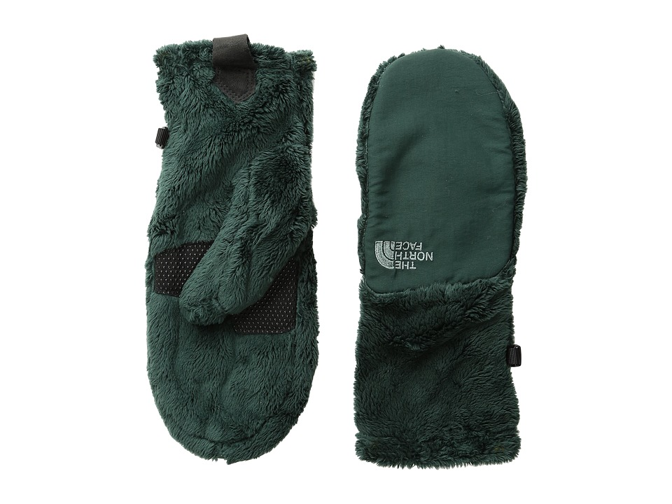 The North Face - Denali Thermal Mitt (Darkest Spurce) Extreme Cold Weather Gloves