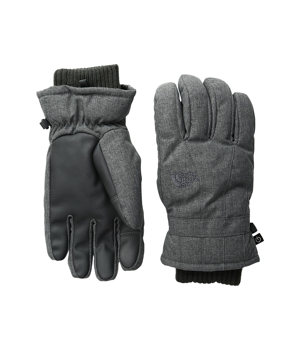 The North Face - Arctic Etip Glove (TNF Medium Grey Heather) Extreme Cold Weather Gloves
