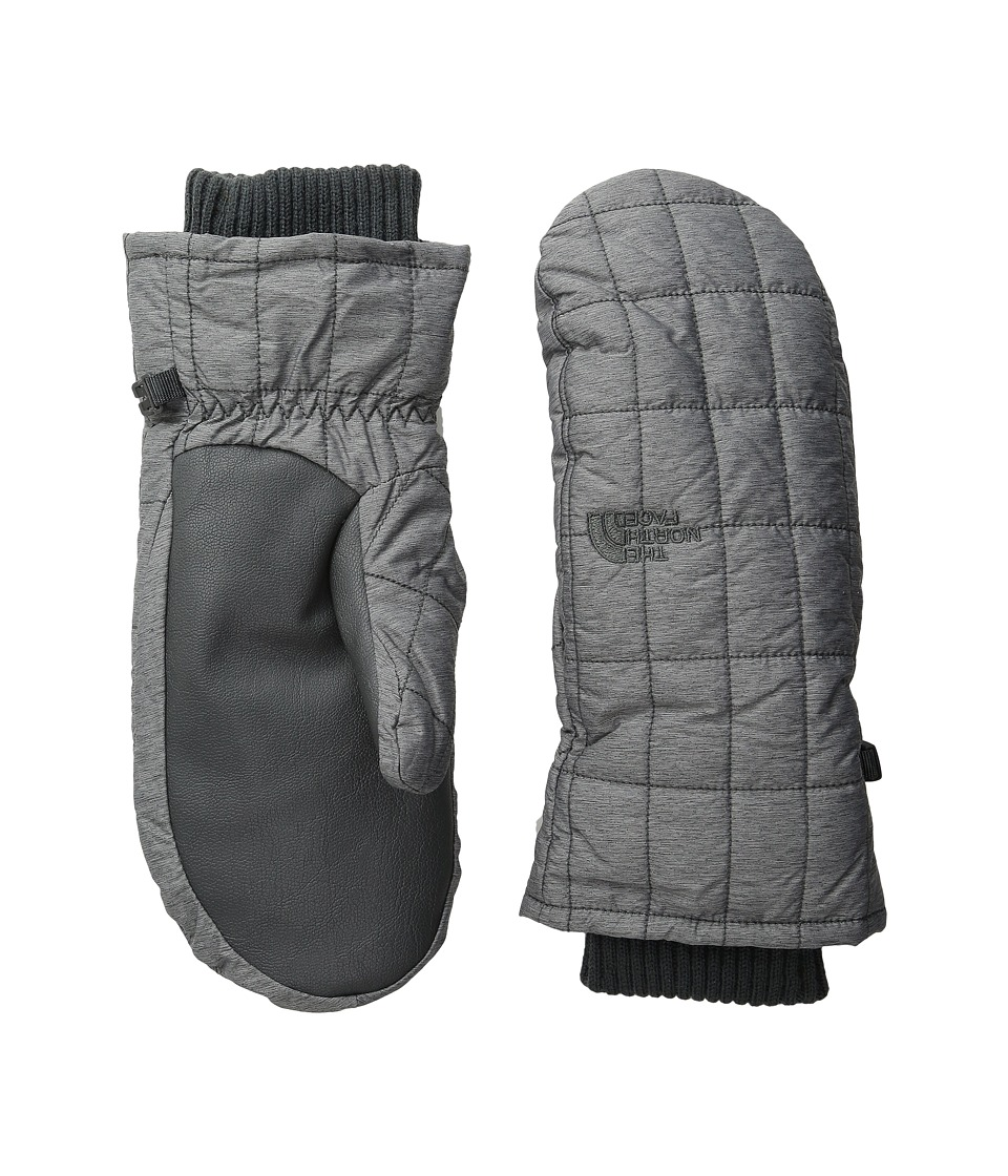 The North Face Metropolis Mitt (TNF Medium Grey Heather (Prior Season)) Extreme Cold Weather Gloves