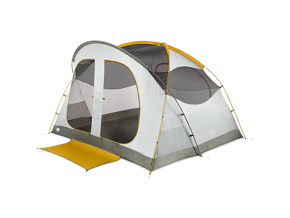 The North Face - Kaiju 6 (Arrowwood Yellow/Monument Grey) Outdoor Sports Equipment