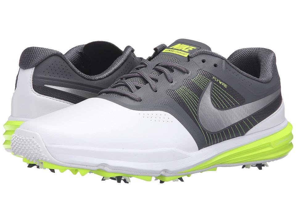 los angeles 01b39 c0c2d ... UPC 886691077909 product image for Nike Golf - Lunar Command  (White/Dark Grey/ ...