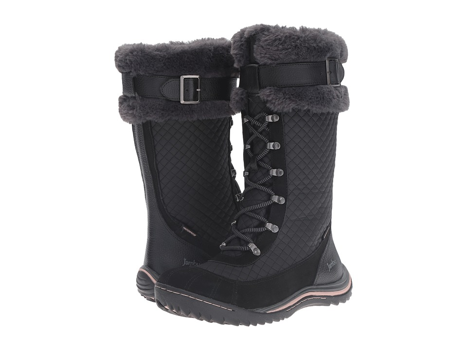 Jambu - Williamsburg (Black) Women's Cold Weather Boots