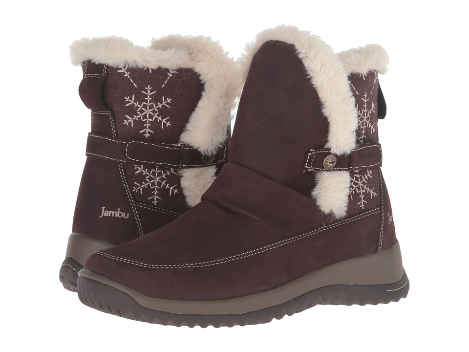 Jambu - Sycamore (Brown) Women's Boots