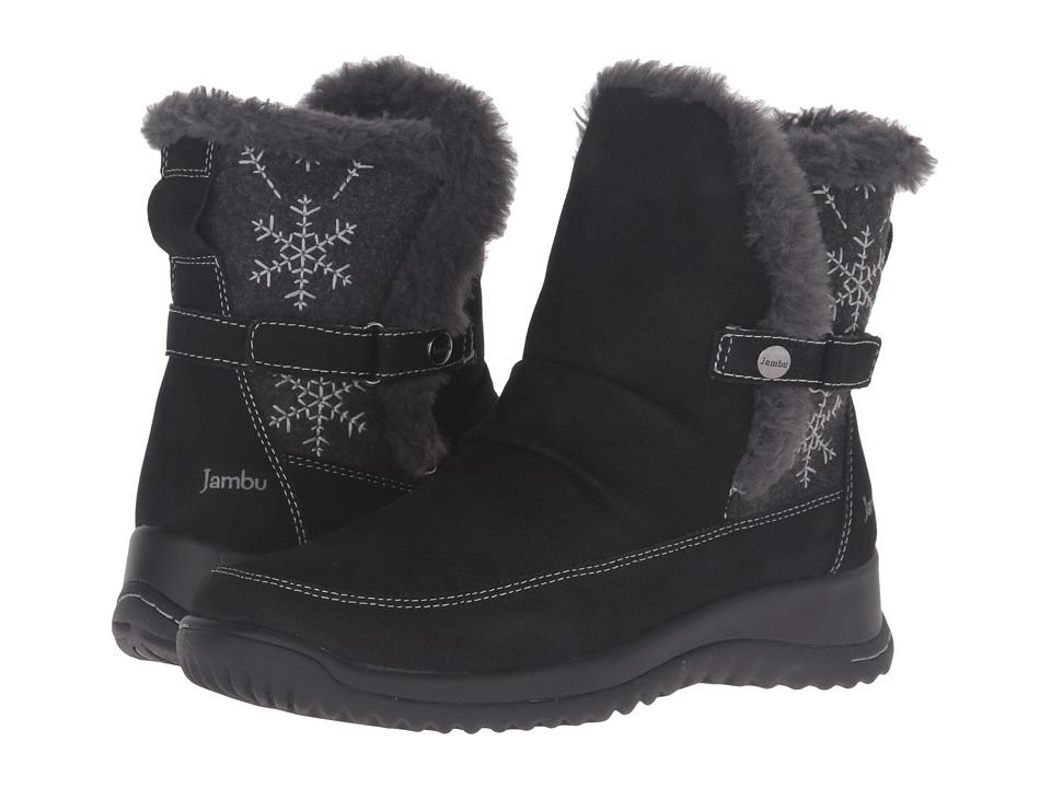 Jambu - Sycamore (Black) Women's Boots