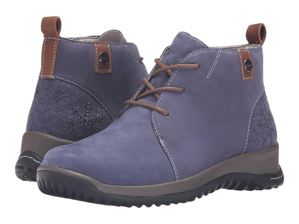 Jambu - Rossella (Denim Blue) Women's Boots