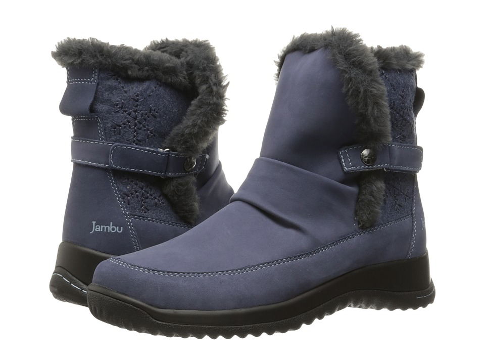 Jambu - Sycamore (Denim Blue) Women's Boots