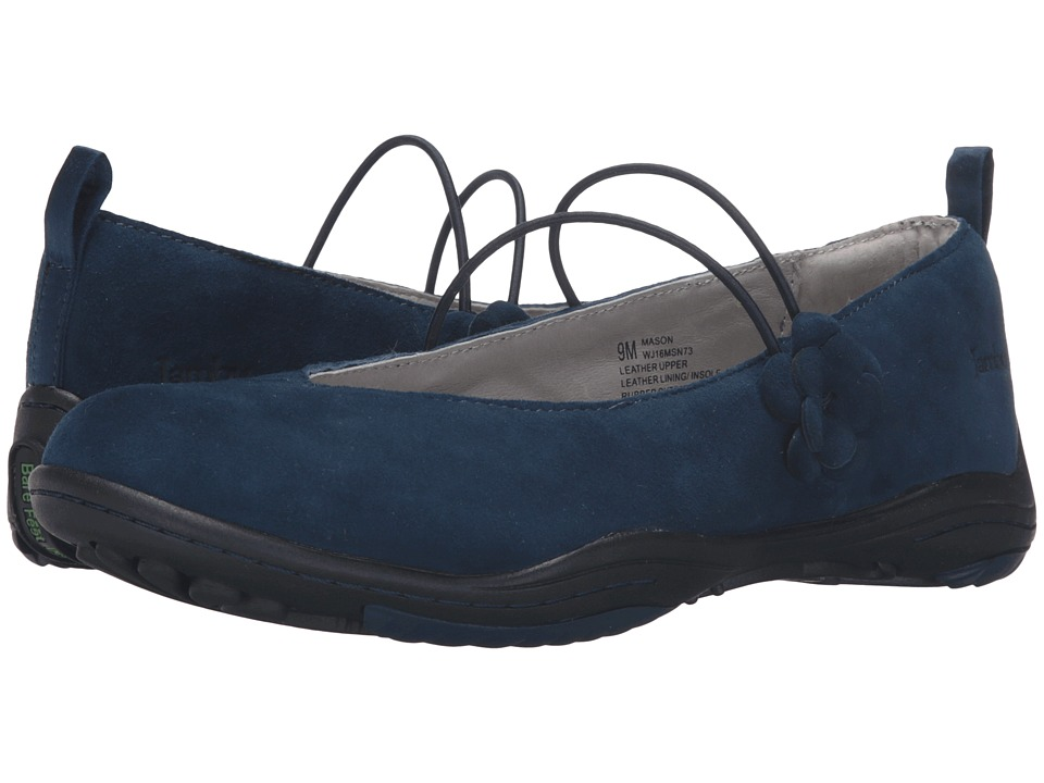 Jambu - Mason (Navy) Women's Slip on Shoes