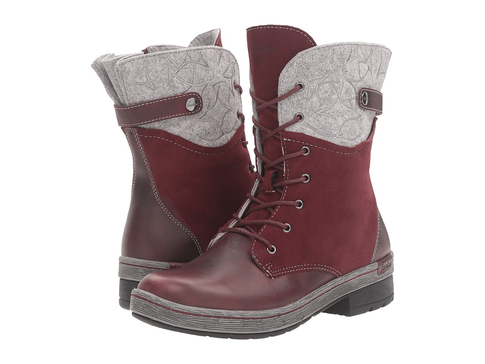 Jambu - Hemlock (Red) Women's Pull-on Boots