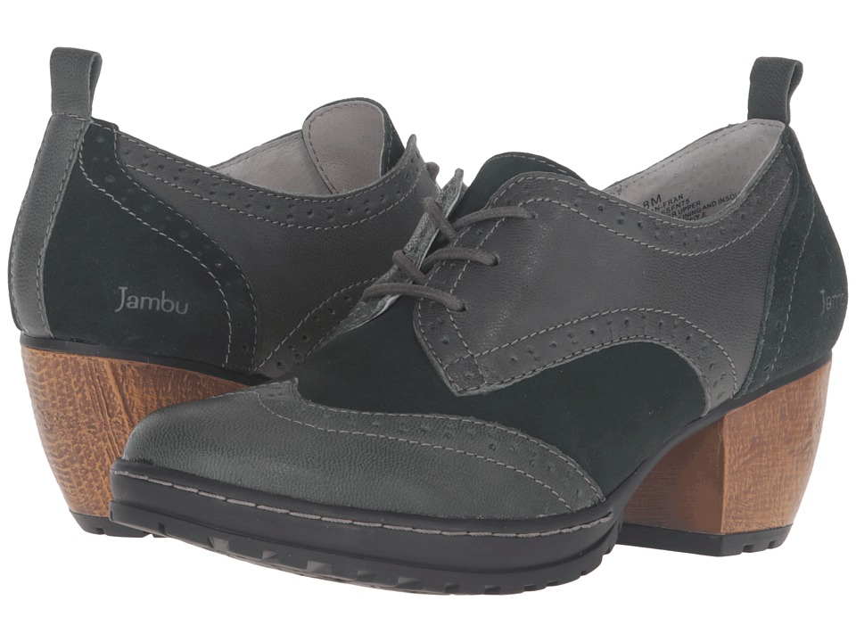 Jambu - San Fran (Hunter) Women's Clog Shoes