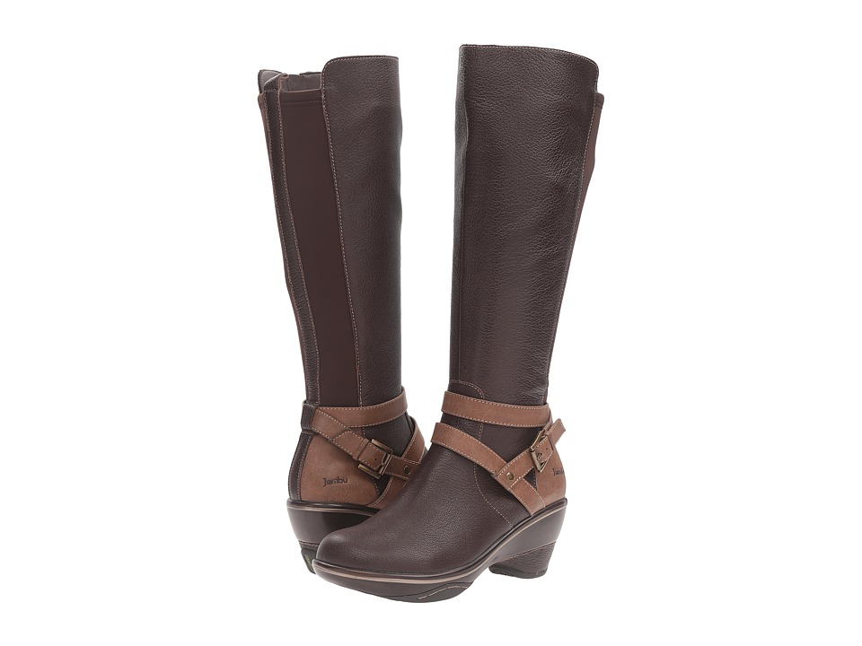 Jambu - Swenson (Brown) Women's Pull-on Boots