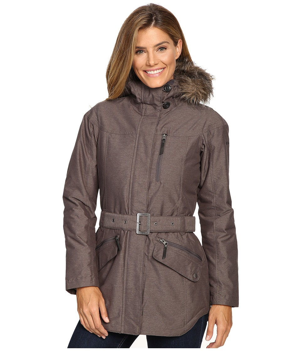 Columbia Carson Pass II Jacket (Mineshaft 3) Women