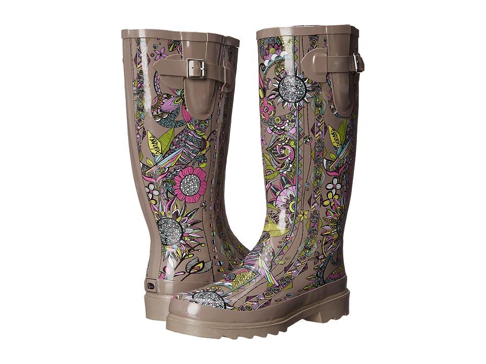 Sakroots - Rhythm (Sterling Spirit Desert) Women's Rain Boots