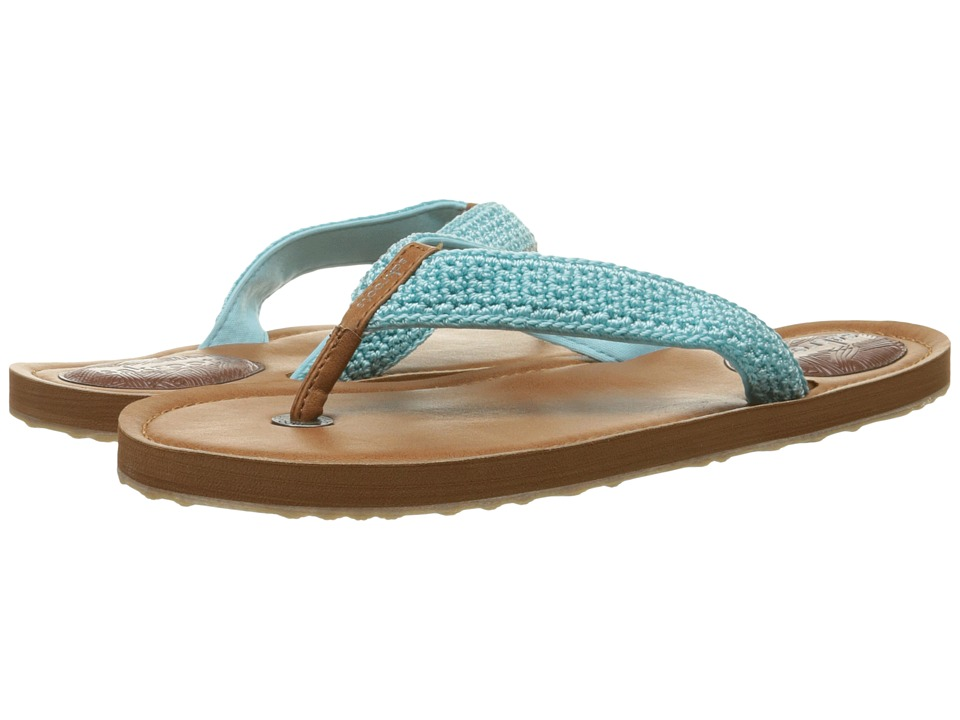 Sakroots Sheena (Light Aqua) Women