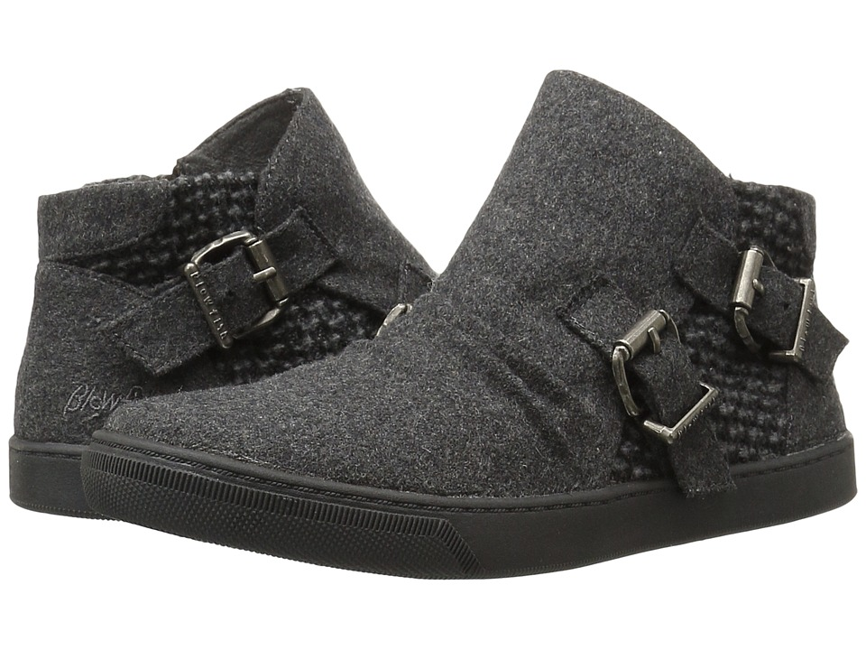 Blowfish - Pour (Grey Two-Tone Flannel/Chelsea Tweed) Women's Boots