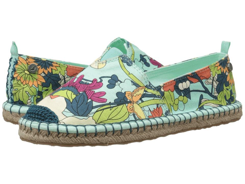 Sakroots - Ella (Seafoam Flower Power) Women's Boots