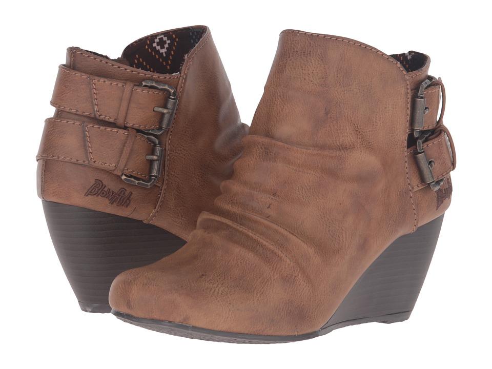 Blowfish - Bug (Whiskey Old Ranger PU) Women's Boots