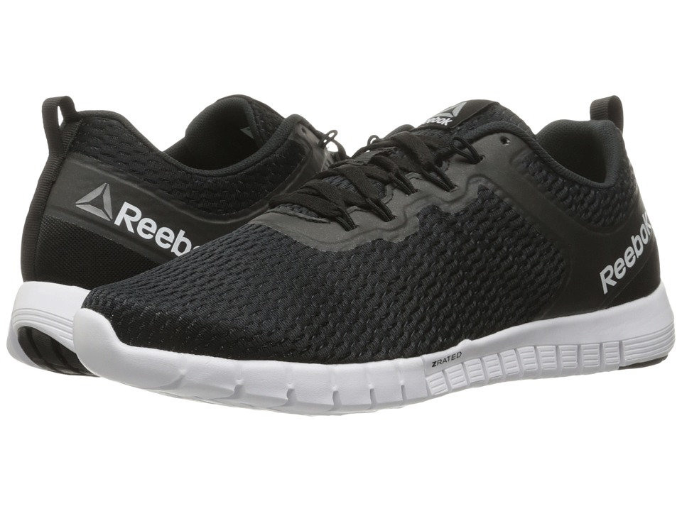 Reebok - ZQuick Lite (Black/Coal/White) Men's Running Shoes