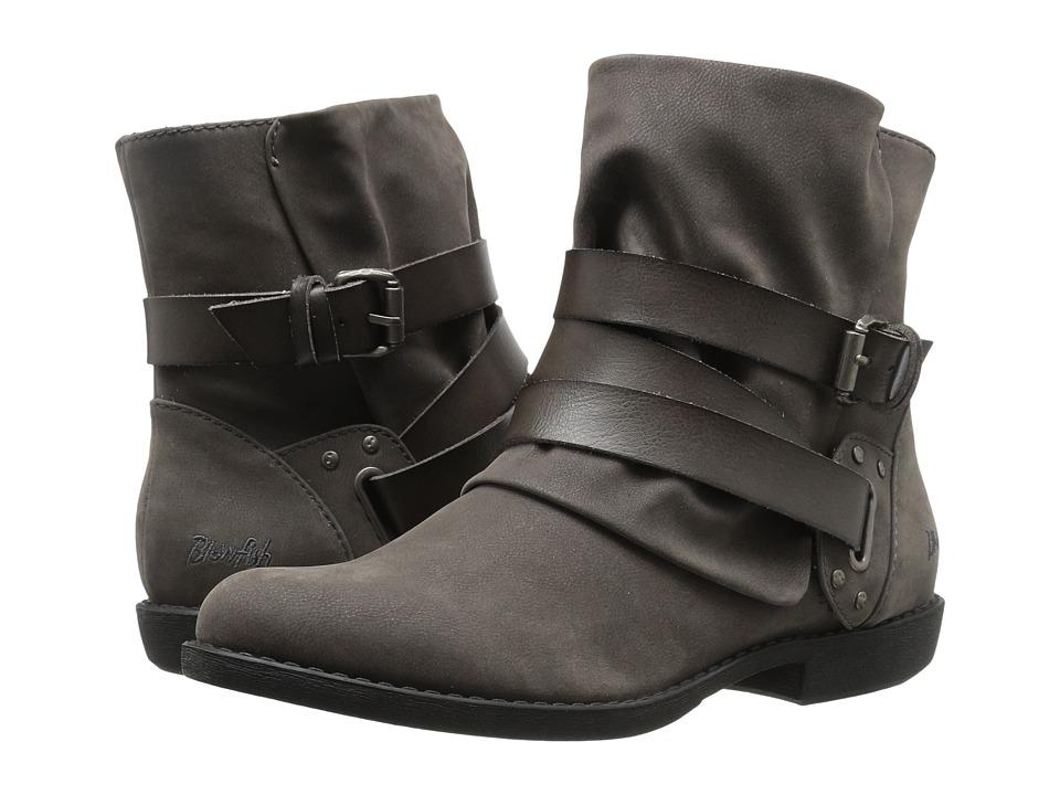 Blowfish - Alias (Grey Fawn/Steel Grey Dyecut PU) Women's Boots