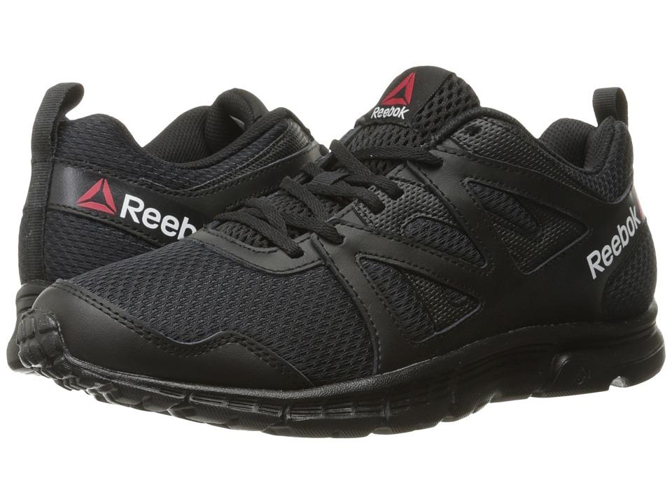 Reebok - Run Supreme 2.0 MT (Black/Coal/White) Men