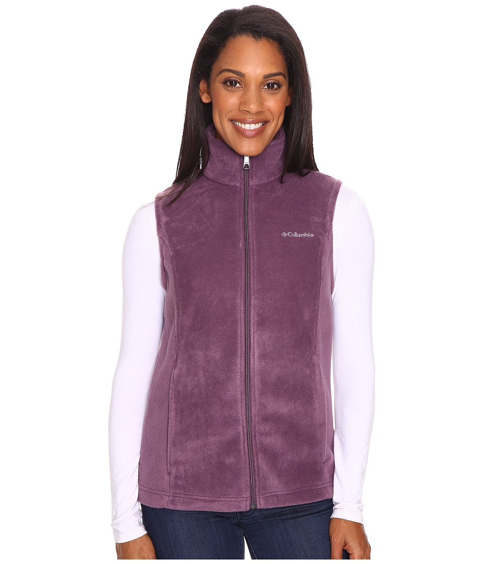 Columbia - Benton Springs Vest (Dusty Purple) Women's Vest