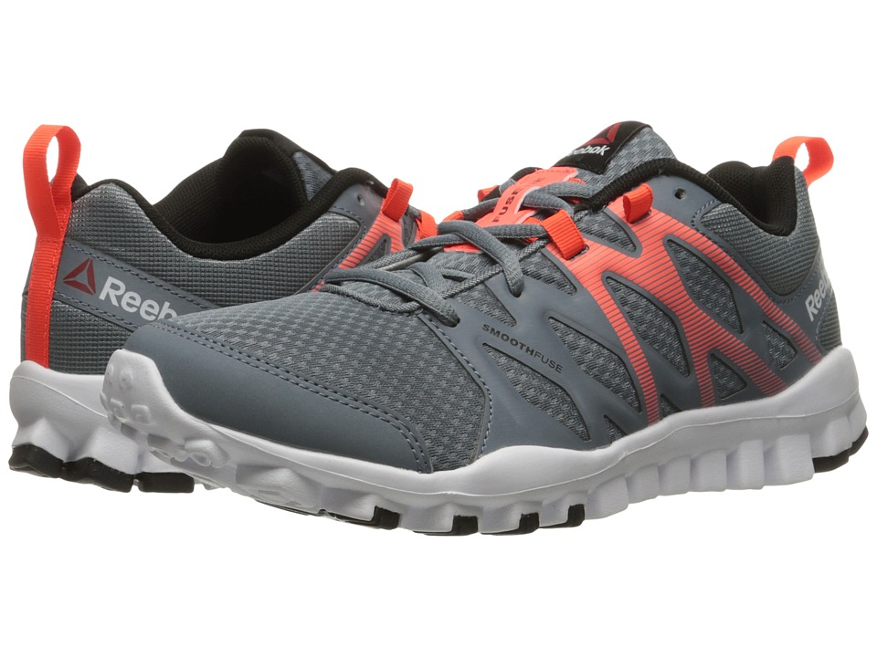 Reebok - RealFlex Train 4.0 (Asteroid Dust/Atomic Red/White/Black) Men's Cross Training Shoes