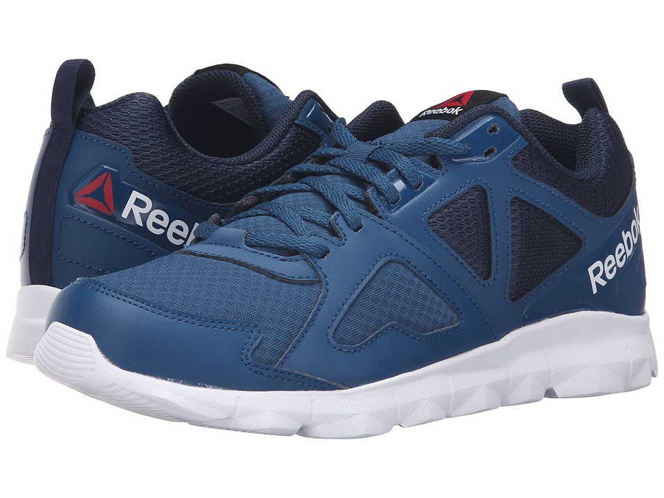 Reebok - Dashhex TR L MT (Noble Blue/Collegiate Navy/Black/White) Men's Cross Training Shoes