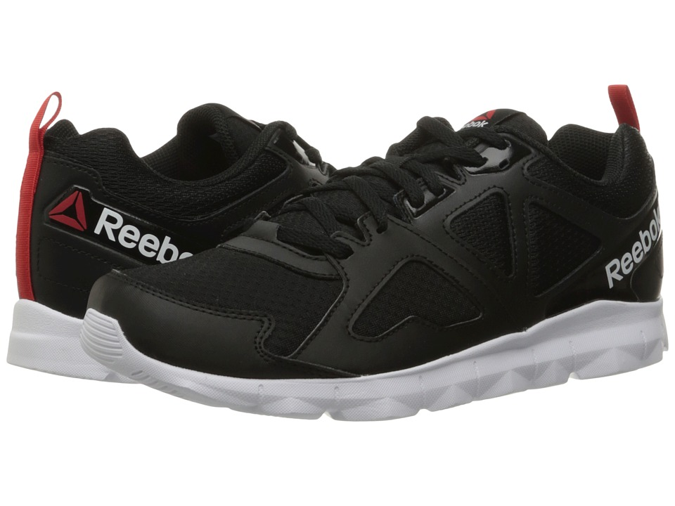 Reebok - Dashhex TR L MT (Black/Riot Red/White) Men's Cross Training Shoes