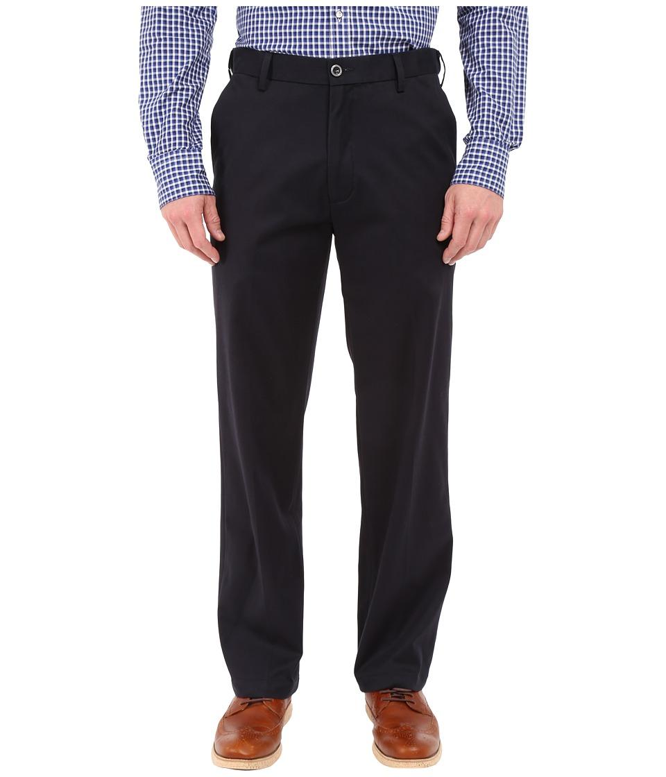 Dockers - Comfort Khaki Classic Flat Front (Dockers Navy) Men's Casual Pants
