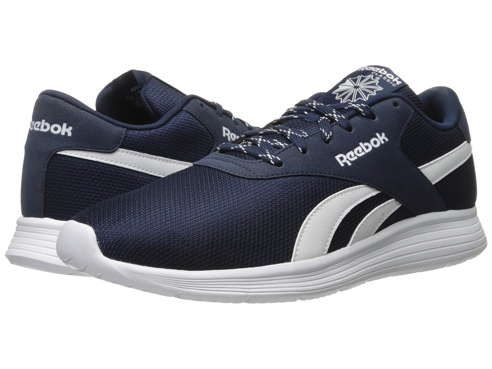 Reebok - Royal EC Ride (Collegiate Navy/White) Men's Walking Shoes