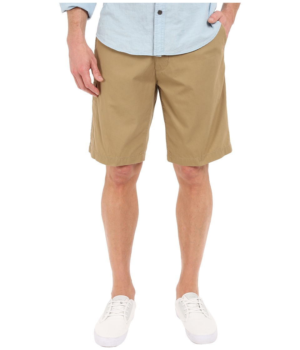 Dockers Men's - New on the Go Shorts (British Khaki) Men's Shorts