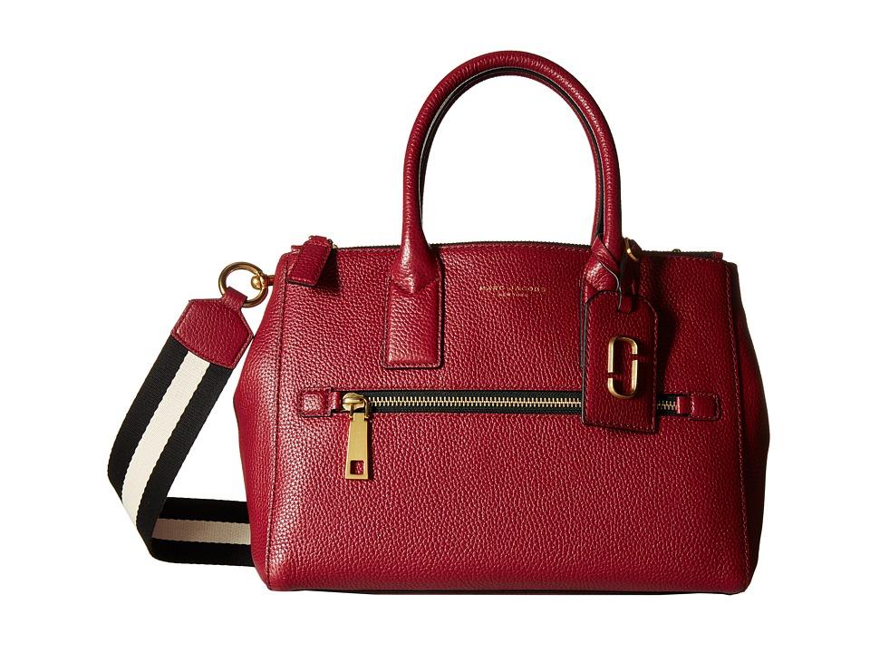 Marc Jacobs - Gotham Tote (Merlot) Tote Handbags