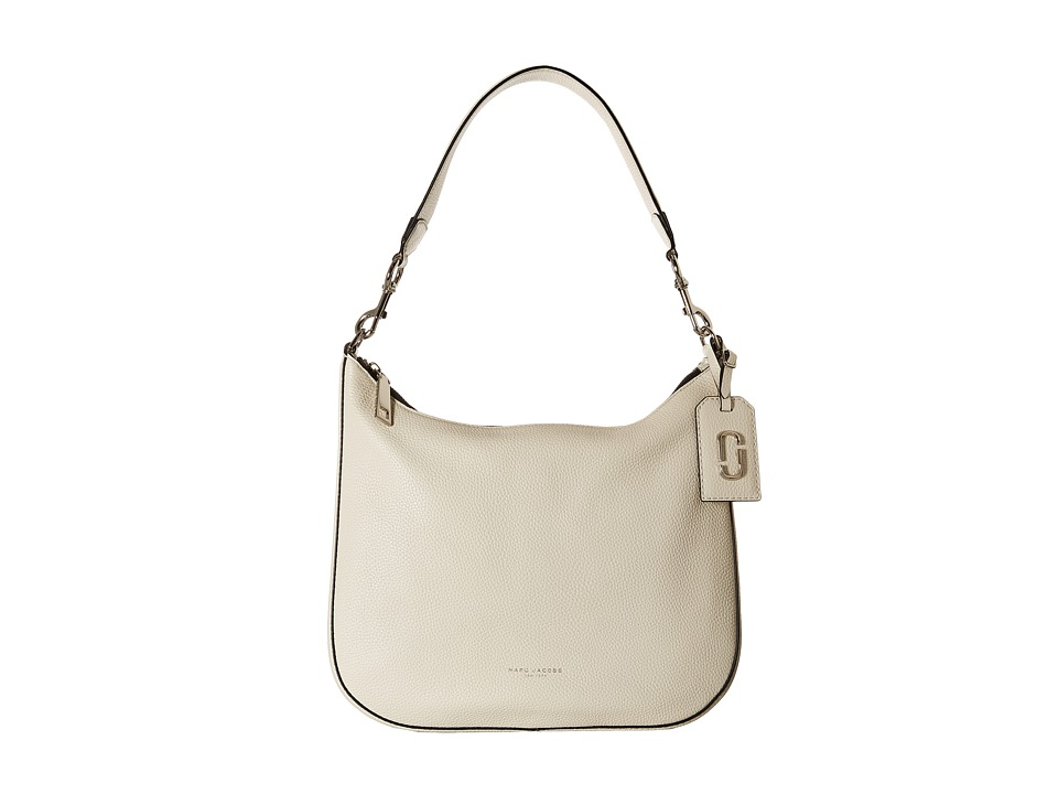 Marc Jacobs - Gotham Hobo (Off-White) Hobo Handbags