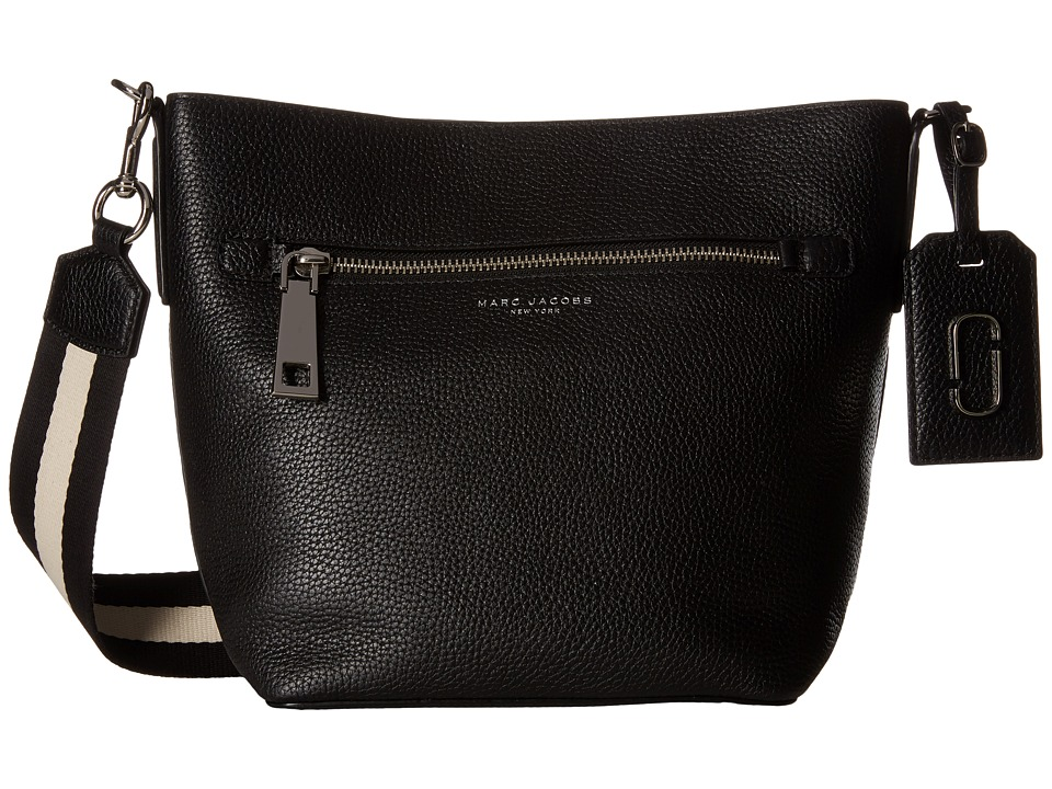 Marc Jacobs - Gotham Bucket (Black) Handbags