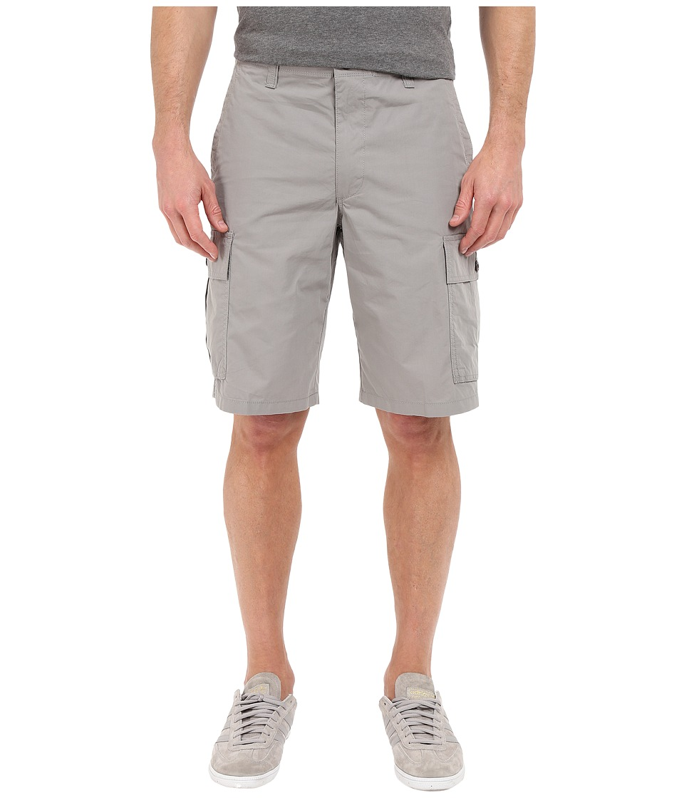 Dockers Men's - Dockers Cargo Lightweight Canvas Shorts (Foil) Men's Shorts