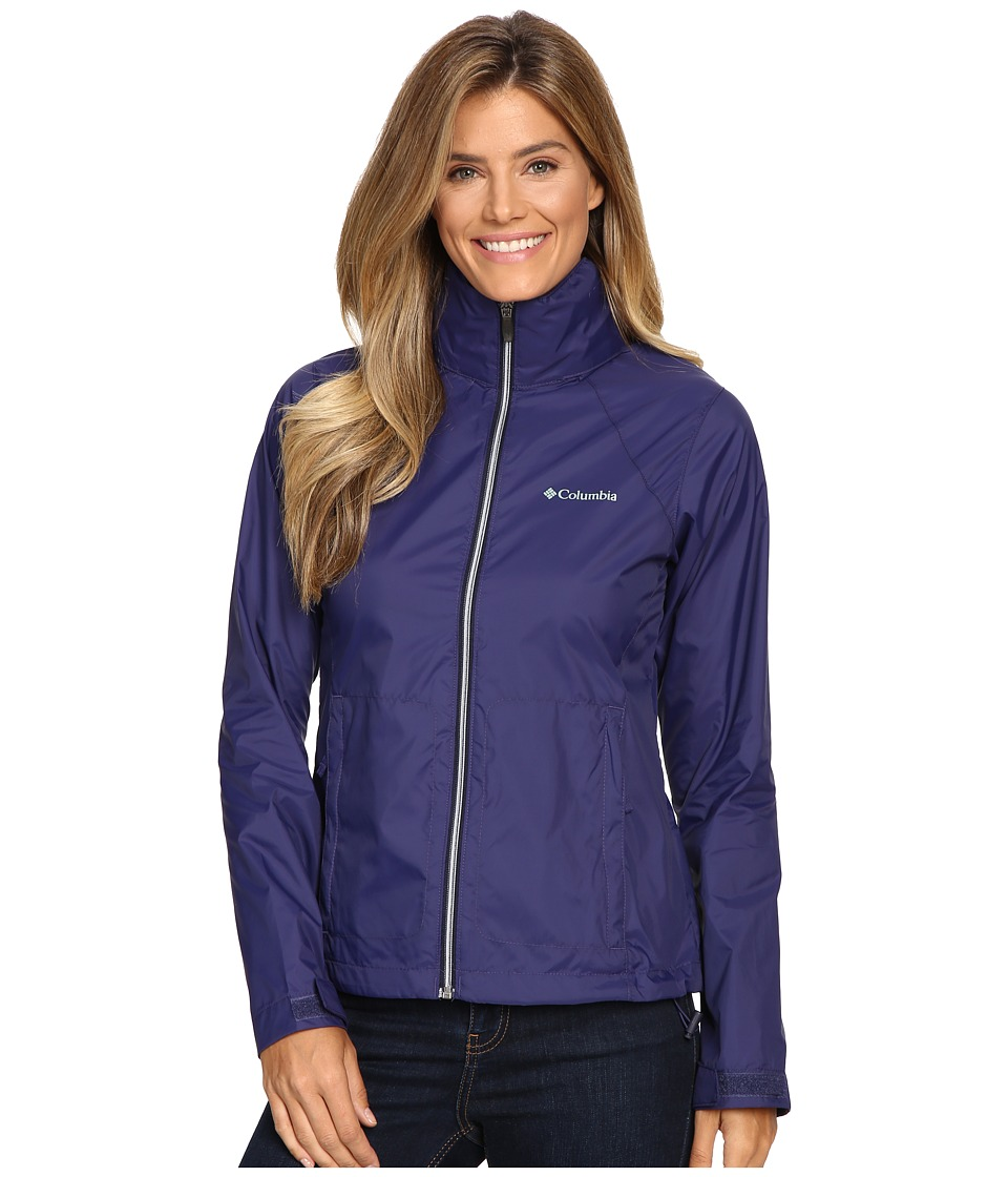 Columbia - Switchback II Jacket (Nightshade) Women's Coat