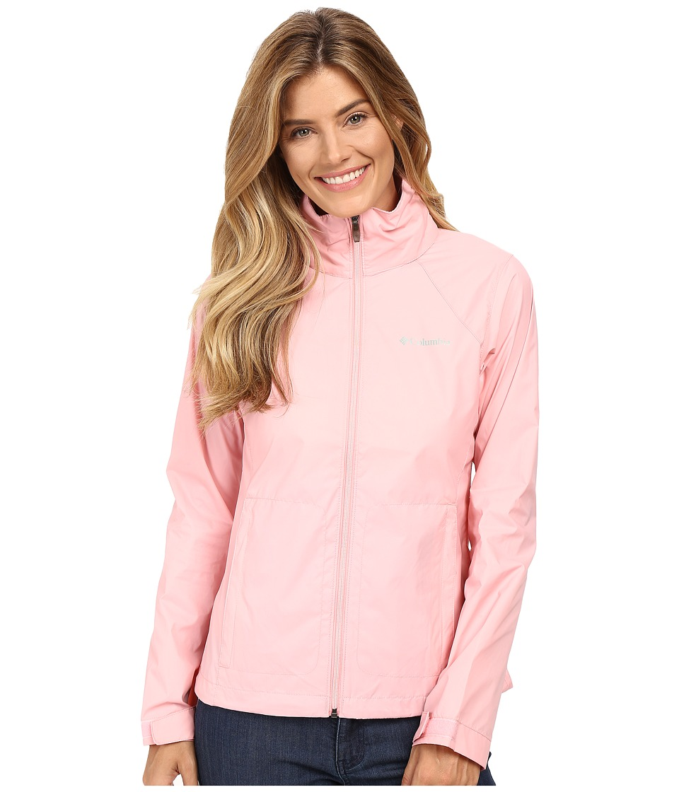 Columbia - Switchback II Jacket (Rosewater) Women's Coat