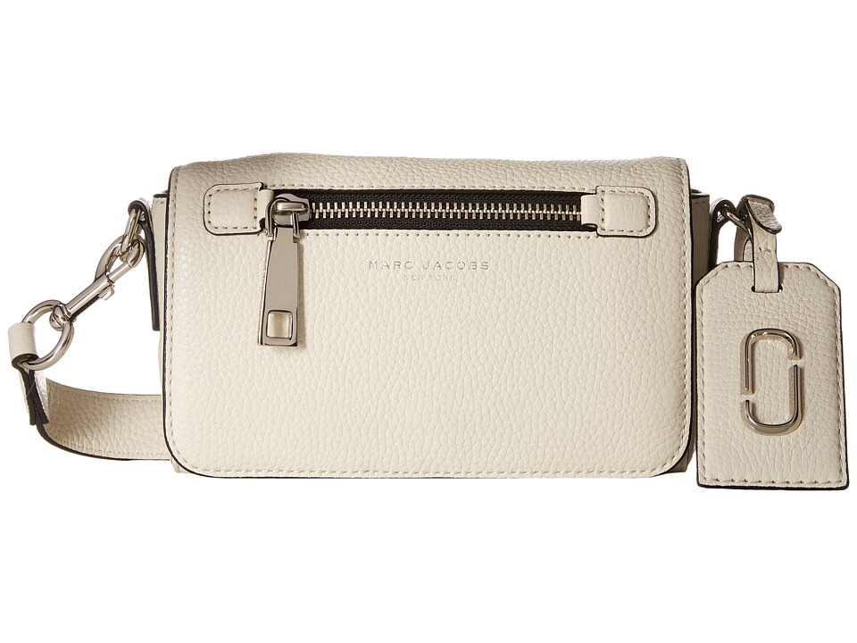 Marc Jacobs - Gotham Crossbody (Off-White) Cross Body Handbags
