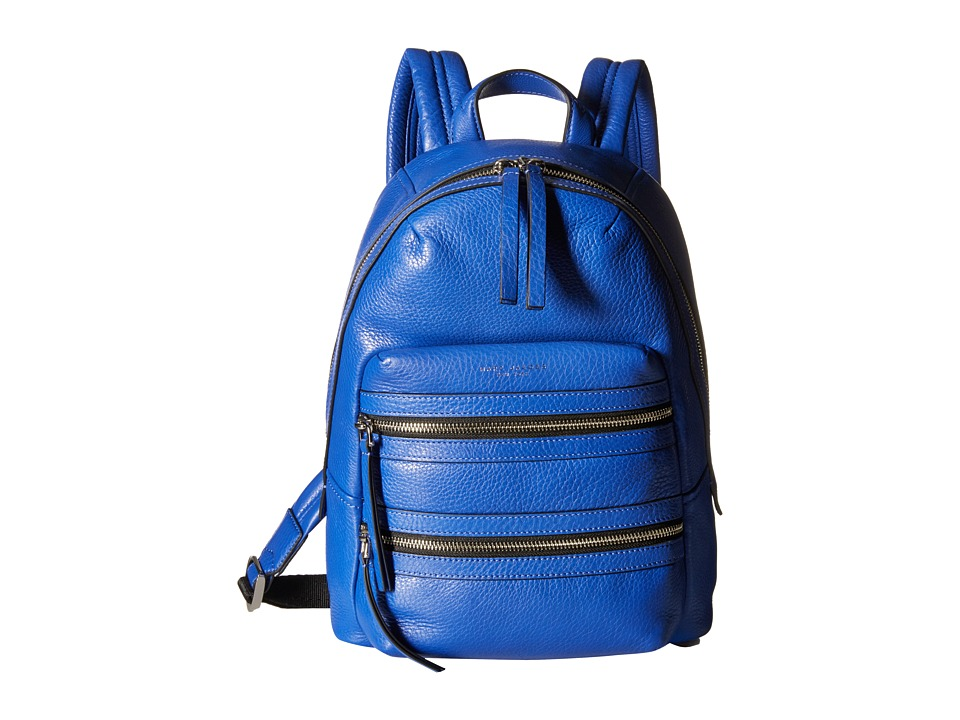 Marc Jacobs - Biker Backpack (Cobalt Blue) Backpack Bags