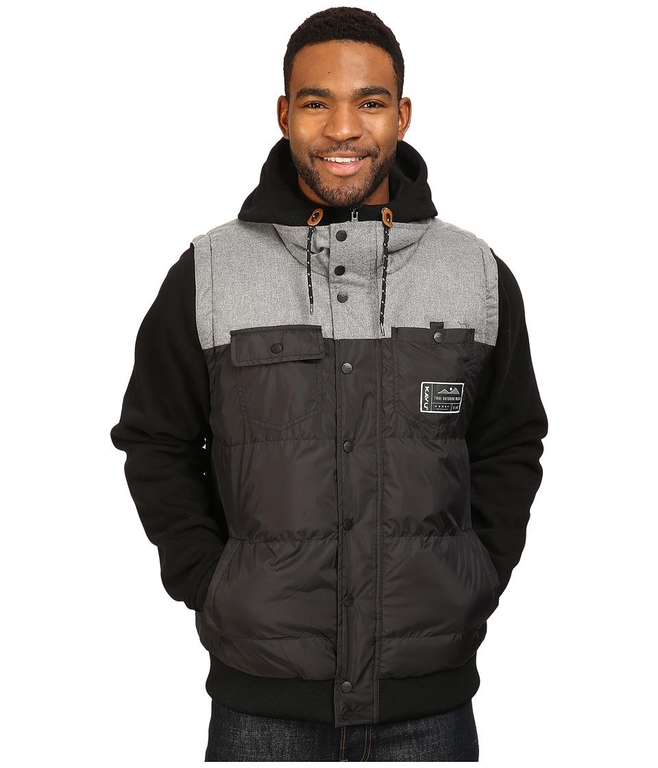 KAVU - Inland (Black) Men's Clothing