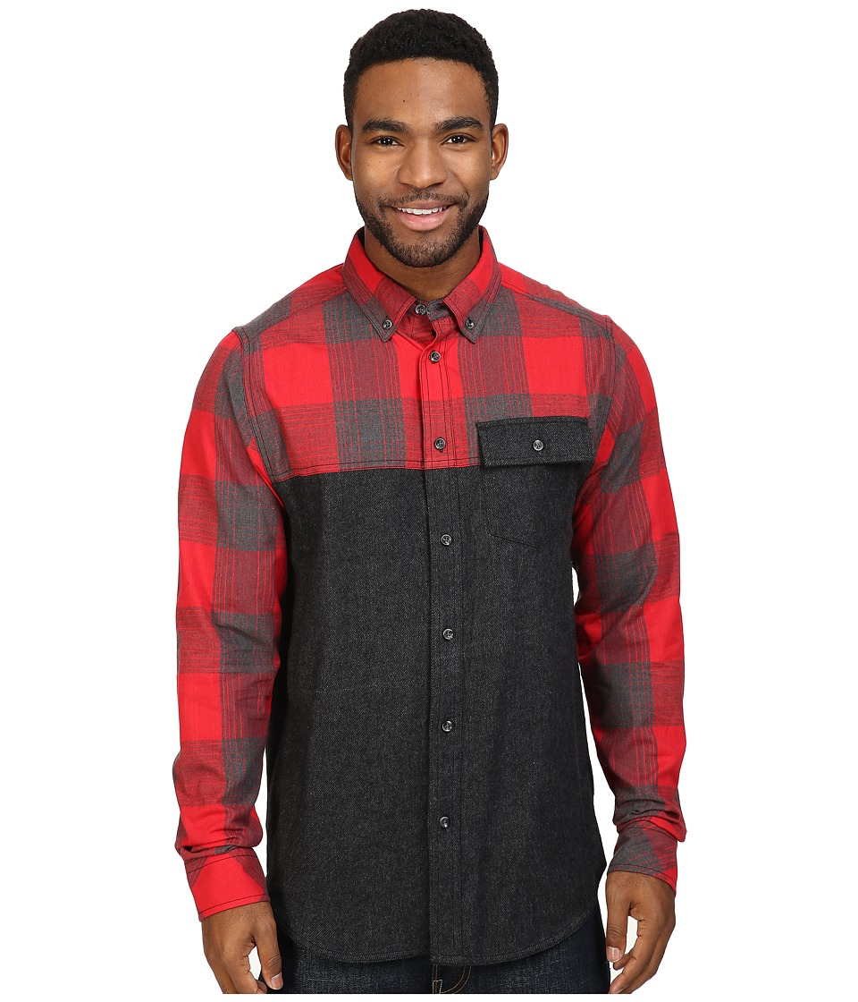 KAVU - South Fork (Lumberjack) Men's Clothing