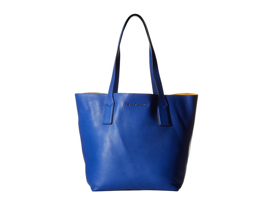 Marc Jacobs - Wingman Shopping (Cobalt Blue Multi) Handbags