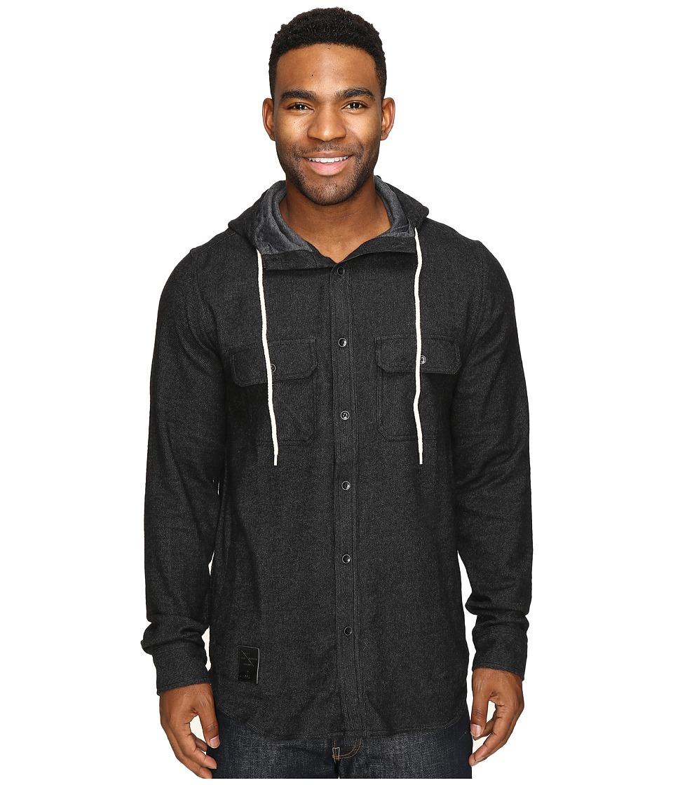 KAVU - Hawthorne (Black Smoke) Men's Clothing