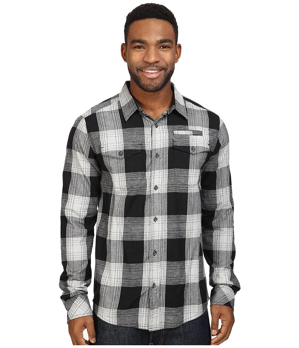 KAVU - Lorenzo (Black Smoke) Men's Clothing