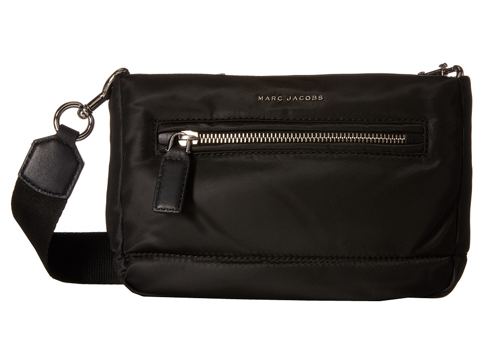 Marc Jacobs - Mallorca Messenger (Black) Messenger Bags
