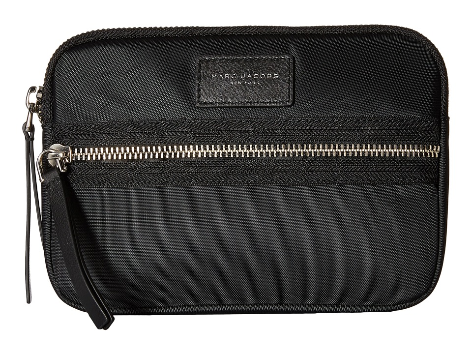 Marc Jacobs - Biker Tech Mini Tablet Case (Black) Wallet
