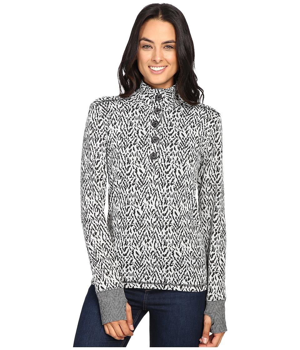 KAVU - Lopez (Black/White) Women's Clothing